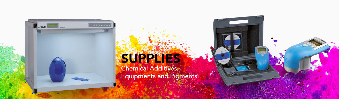 Measuring Instruments Supplier Penang, Chemical Additives Supply