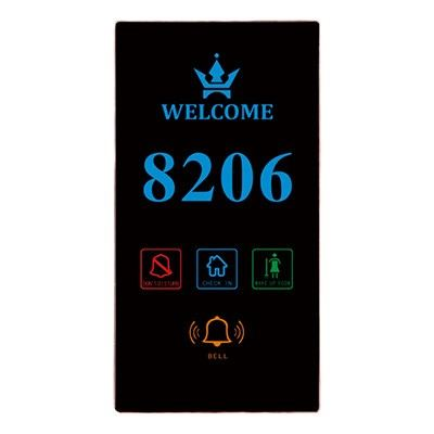 DS-258HR Touch Screen Switch & Door Signage