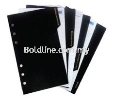 A5/B6 Undated Organizer Text / Refill Others Premium Gifts Selangor, Malaysia, Kuala Lumpur (KL), Petaling Jaya (PJ) Supplier, Suppliers, Supply, Supplies   Bold Line Enterprise