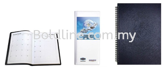 JUST Notes (B5 size) / Tally Book (Slim Size)  Note Book Diary & Calendar Premium Gifts Selangor, Malaysia, Kuala Lumpur (KL), Petaling Jaya (PJ) Supplier, Suppliers, Supply, Supplies | BoldLine Enterprise