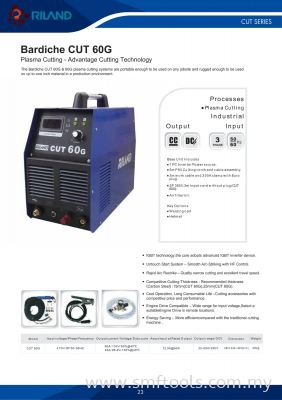 Riland Bardiche CUT 60G Welding Machine
