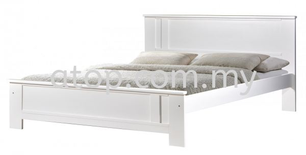 ATN 3502 5ft Bed Frame 2017 SERIES Queen Size Bed Frame (5ft) Malaysia, Selangor, Kuala Lumpur (KL), Rawang Manufacturer, Maker, Supplier, Supply | Atop Trading Sdn Bhd