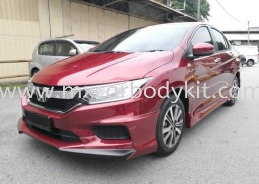 HONDA CITY 2017 ATS / ATIVUS BODYKIT WITH SPOILER  CITY 2017 HONDA Johor, Malaysia, Johor Bahru (JB), Masai. Supplier, Suppliers, Supply, Supplies | MX Car Body Kit