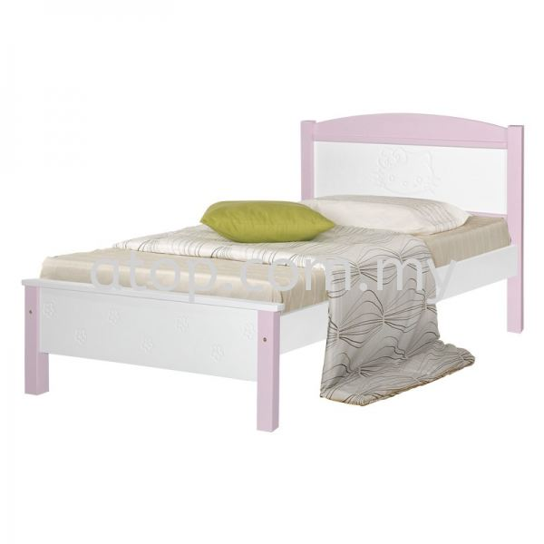 Atop ATN 8351WHP  Super Single Bed Frame 2017 SERIES Super Single Bed Frame (3.5 ft)  Malaysia, Selangor, Kuala Lumpur (KL), Rawang Manufacturer, Maker, Supplier, Supply | Atop Trading Sdn Bhd