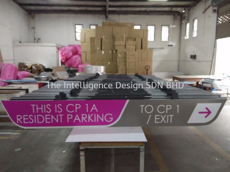 EXIT Road Sign and Billboard Selangor, Malaysia, Kuala Lumpur (KL), Puchong Manufacturer, Supplier, Supply, Supplies   The Intelligence Design Sdn Bhd