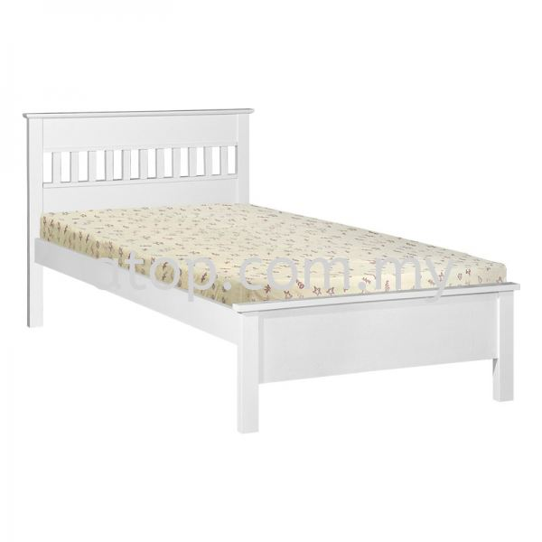Atop ATN 391WH Super Single Bed Frame 2017 SERIES Super Single Bed Frame (3.5 ft)  Malaysia, Selangor, Kuala Lumpur (KL), Rawang Manufacturer, Maker, Supplier, Supply | Atop Trading Sdn Bhd