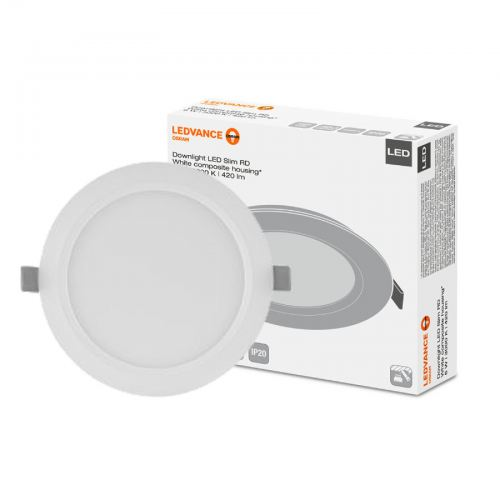 OSRAM LEDVANCE LED SLIM ROUND DOWNLIGHT