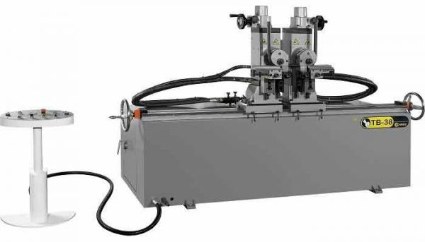 TB-38 Double Head Tube Bender Soco Tube Bender Soco Tube Cutting & Bending Machine Penang, Malaysia, Butterworth Supplier, Distributor, Supply, Supplies   Weld Power Technology & Machinery Sdn Bhd