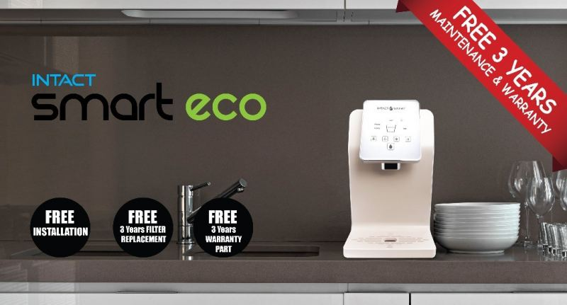 Intact Water Dispenser Smart Eco WD-IT-HNC-3C-T Water Dispenser Johor Bahru (JB), Kulai, Malaysia Supplier, Suppliers, Supply, Supplies | Zhin Heng Hardware & Trading Sdn Bhd