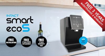 Intact Water Dispenser Smart Eco S WD-IT-HNC-3T-UV