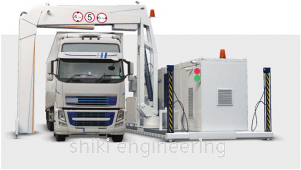 CONTAINER DETECTORS X-Ray Vehicle Detection Systems Selangor, Malaysia, Kuala Lumpur (KL), Klang Supplier, Suppliers, Supply, Supplies | Shiki Engineering & Services Sdn Bhd
