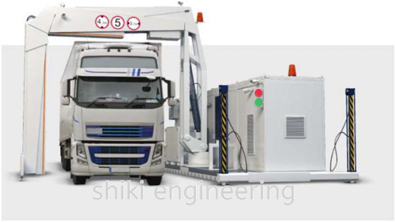 CONTAINER DETECTORS X-Ray Vehicle Detection Systems Selangor, Malaysia, Kuala Lumpur (KL), Klang Supplier, Suppliers, Supply, Supplies   Shiki Engineering & Services Sdn Bhd