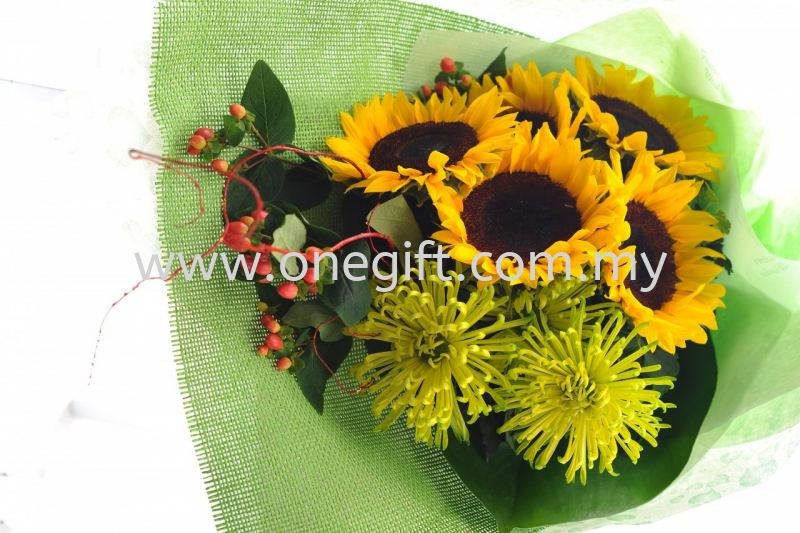 HB01 Hand Bouquet Flower and Gift Malaysia, Selangor, Kuala Lumpur (KL), Shah Alam Supplier, Suppliers, Supply, Supplies | The One Gift Gallery Sdn Bhd