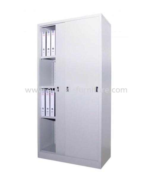 Full Height Sliding Door  Metal Cabinet/ Mobile Pedestal Metal Cabinet  Selangor, Kuala Lumpur (KL), Puchong, Malaysia Supplier, Suppliers, Supply, Supplies | Elmod Online Sdn Bhd