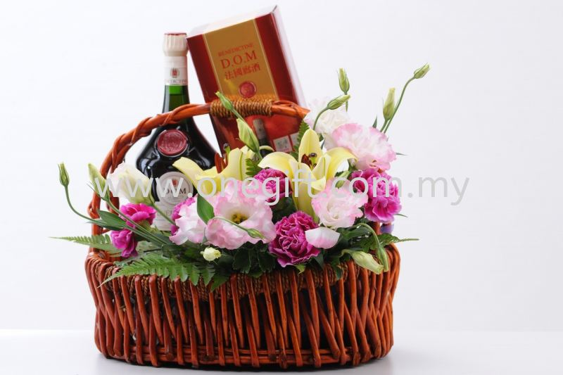 GW06 Get Well Flower and Gift Malaysia, Selangor, Kuala Lumpur (KL), Shah Alam Supplier, Suppliers, Supply, Supplies   The One Gift Gallery Sdn Bhd