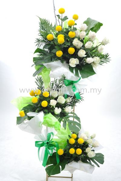 CF09 Condolences Flower and Gift Malaysia, Selangor, Kuala Lumpur (KL), Shah Alam Supplier, Suppliers, Supply, Supplies | The One Gift Gallery Sdn Bhd