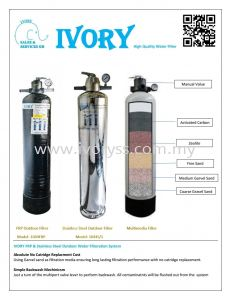 IVORY SANDS FILTER IS LAUNCHED!!