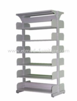 GY607 Library Double Sided Rack Library Rack Metal Cabinet  Selangor, Kuala Lumpur (KL), Puchong, Malaysia Supplier, Suppliers, Supply, Supplies | Elmod Online Sdn Bhd