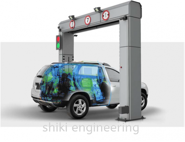 VEHICLE DETECTION SYSTEM X-Ray Vehicle Detection Systems Selangor, Malaysia, Kuala Lumpur (KL), Klang Supplier, Suppliers, Supply, Supplies | Shiki Engineering & Services Sdn Bhd