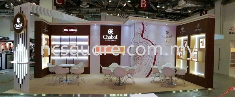 Chabot , Singapore  Exhibition Booth Booth Design Selangor, Malaysia, Kuala Lumpur (KL), Seri Kembangan Services, Design, Consultant | NC SQUARE ADVERTISING SERVICES