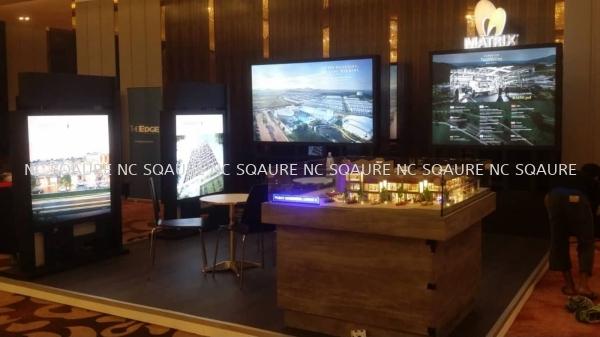 Matrix, Sheraton Hotel Exhibition Booth Booth Design Selangor, Malaysia, Kuala Lumpur (KL), Seri Kembangan Services, Design, Consultant   NC SQUARE ADVERTISING SERVICES