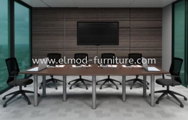 QBC-30 Conference Table / Meeting Table Selangor, Kuala Lumpur (KL), Puchong, Malaysia Supplier, Suppliers, Supply, Supplies   Elmod Online Sdn Bhd