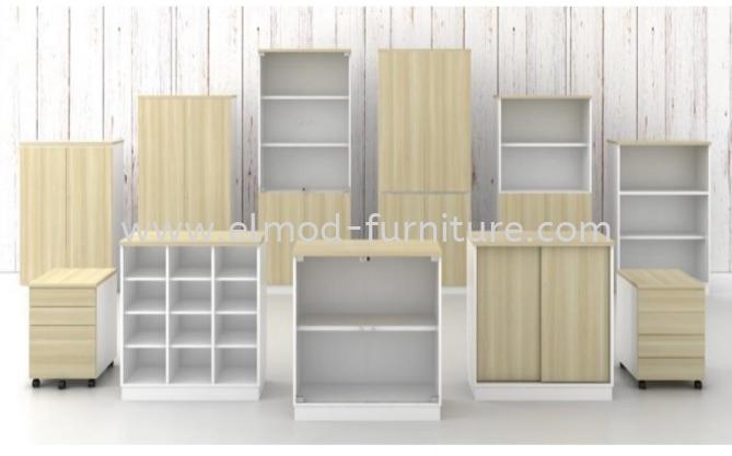 SL-55 Series Wooden Cabinet & Mobile Pedestal Selangor, Kuala Lumpur (KL), Puchong, Malaysia Supplier, Suppliers, Supply, Supplies   Elmod Online Sdn Bhd