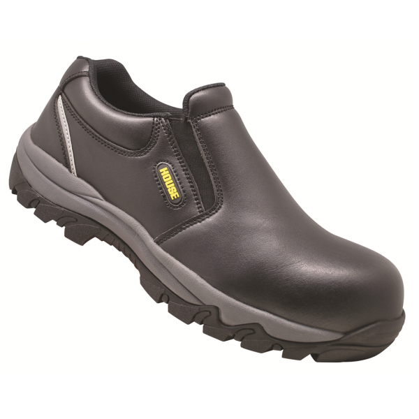 House Leeds Safety Shoes c/w Composite Toe Cap & Aramid Mid Sole House Safety Shoes Selangor, Malaysia, Kuala Lumpur (KL), Shah Alam Supplier, Suppliers, Supply, Supplies   Safety Solutions (M) Sdn Bhd
