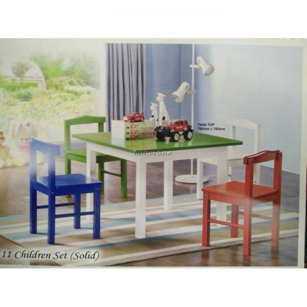 CHILDREN TABLE & CHAIR SET MALAYSIA STUDY SET OFFICE & STUDY FURNITURE Malaysia, Johor, Muar Supplier, Suppliers, Supply, Supplies | Scandinavian Furniture Outlet