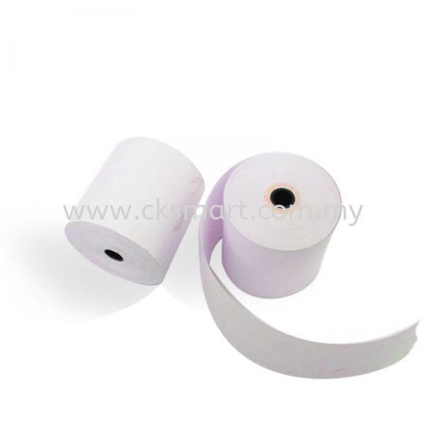 THERMAL PAPER ROLL 80MM X 60MM Thermal Paper Roll Paper Products Johor Bahru (JB), Malaysia, Skudai Supplier, Suppliers, Supply, Supplies | CK Smart Trading