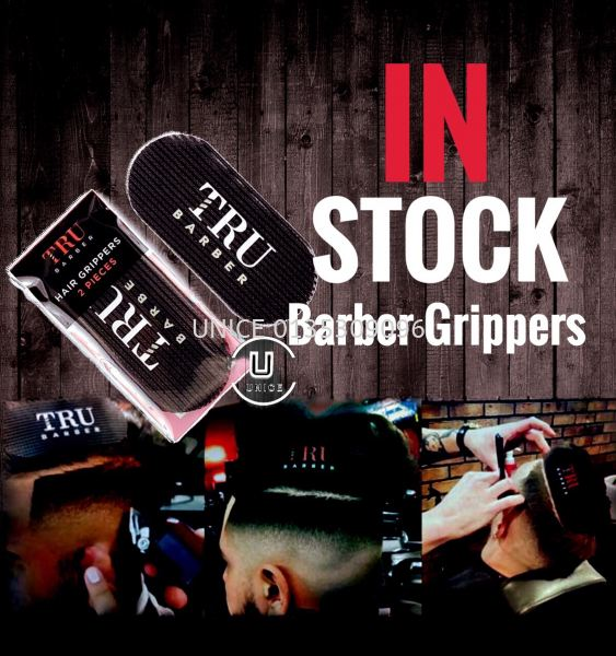 Barber Grippers  BARBER ACCESSIORIES BARBER AND SALON TOOLS Johor Bahru JB Malaysia Supplier & Wholesaler | UNICE MARKETING SDN BHD