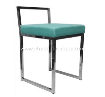 CL819 L -Chrome / Epoxy Low Stool/ Ottoman Selangor, Kuala Lumpur (KL), Puchong, Malaysia Supplier, Suppliers, Supply, Supplies | Elmod Online Sdn Bhd