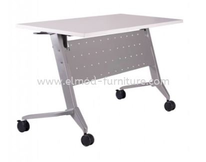 CL336 Stackable & Foldable Training Desk Foldable & Moveable Table Table Selangor, Kuala Lumpur (KL), Puchong, Malaysia Supplier, Suppliers, Supply, Supplies | Elmod Online Sdn Bhd