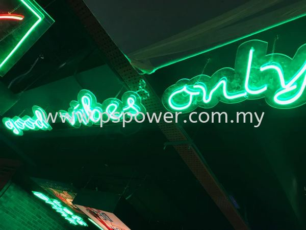 Neon Led Signage - Caption LED SIGNAGE SIGNAGE Selangor, Malaysia, Kuala Lumpur (KL), Puchong Manufacturer, Maker, Supplier, Supply | PS Power Signs Sdn Bhd