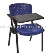 SC670 With Writing Table 2 Student Chair Chairs Selangor, Kuala Lumpur (KL), Puchong, Malaysia Supplier, Suppliers, Supply, Supplies | Elmod Online Sdn Bhd