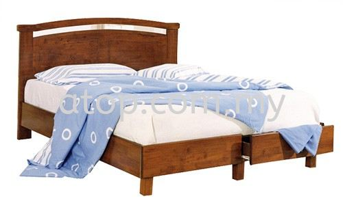 Atop ATN 8613A King Size Bed Frame 2017 SERIES King Size Bed Frame (6ft) Malaysia, Selangor, Kuala Lumpur (KL), Rawang Manufacturer, Maker, Supplier, Supply | Atop Trading Sdn Bhd