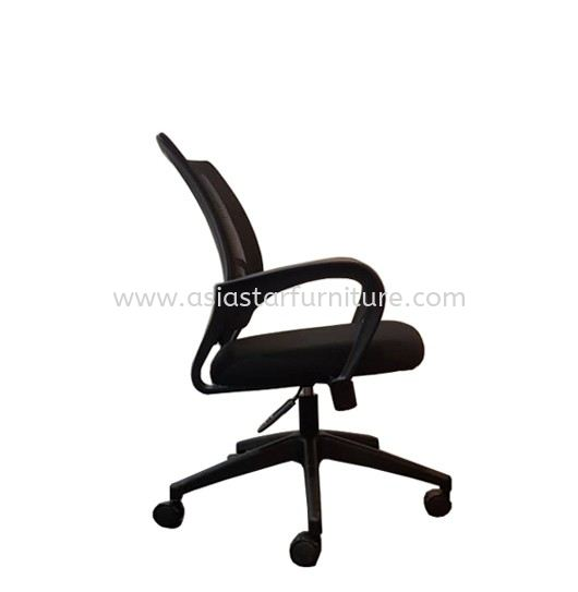 UNI MESH LOW BACK CHAIR WITH POLYPROPYLENE BASE (SIDE) UNI Office Mesh Chairs Kuala Lumpur (KL), Selangor, Malaysia, Petaling Jaya (PJ) Supplier, Suppliers, Supply, Supplies | Asiastar Furniture Trading Sdn Bhd
