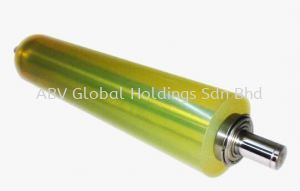 PU ROLLER FOR RECOATING