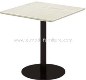 Square Table With Round MS Leg Dining Table Table Selangor, Kuala Lumpur (KL), Puchong, Malaysia Supplier, Suppliers, Supply, Supplies   Elmod Online Sdn Bhd