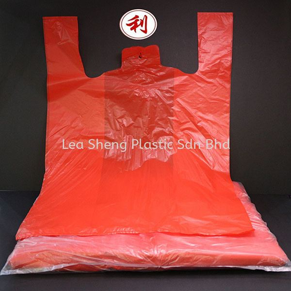 Extra. Big Red (18'' x 29'') Extra Big Size HDPE Plastic Bag Johor Bahru (JB), Malaysia, Skudai Manufacturer, Supplier, Wholesaler, Supply | Lea Sheng Plastic Sdn Bhd