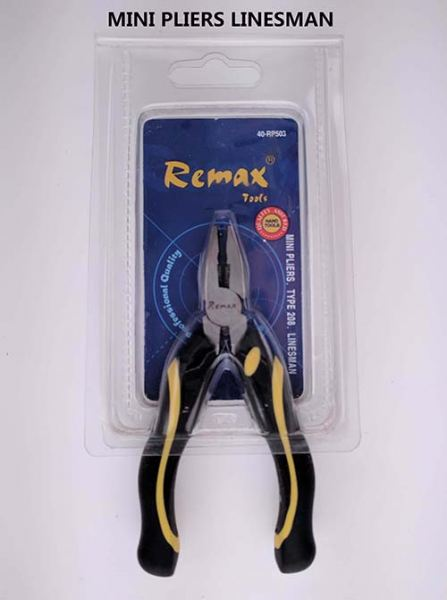 "Remax 6"" Mini Pliers Linesman Pliers Linesman Cutting Tools Melaka, Malaysia Supplier, Suppliers, Supply, Supplies 
