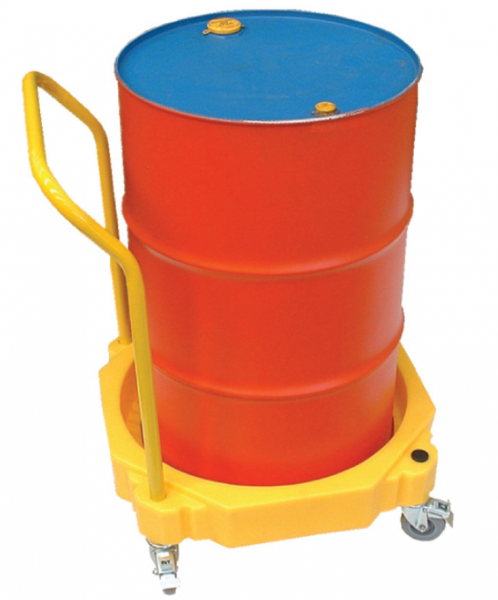 Spill Station TSSPDDH Poly Drum Dolly Spill Containment Spill Control, Chemical Storage & Handling Selangor, Malaysia, Kuala Lumpur (KL), Shah Alam Supplier, Suppliers, Supply, Supplies | Safety Solutions (M) Sdn Bhd