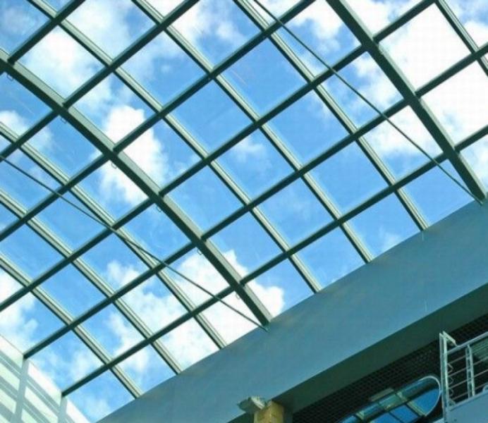 Glass Skylight/Glass Canopy Glass Skylight/Glass Canopy Johor Bahru (JB), Malaysia, Skudai, Taman Universiti Contractor, Supplier, Supply   Eastern World (M) Sdn Bhd