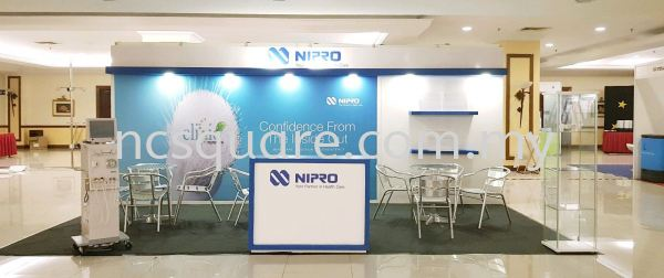 Annual Dialysis Conference, KL  Exhibition Booth Booth Design Selangor, Malaysia, Kuala Lumpur (KL), Seri Kembangan Services, Design, Consultant | NC SQUARE ADVERTISING SERVICES