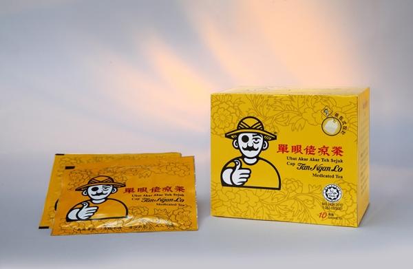 Tan Ngan Lo Medicated Tea (10 sachets) - 单眼佬凉茶(10小包)- 本地版  Herbal Tea in Bag Malaysia, Perak, Penang, Selangor, Kuala Lumpur (KL), Johor Bahru (JB) Manufacturer, Supplier, Exporter, Supply | WEN JIANG MEDICAL INDUSTRIES SDN BHD