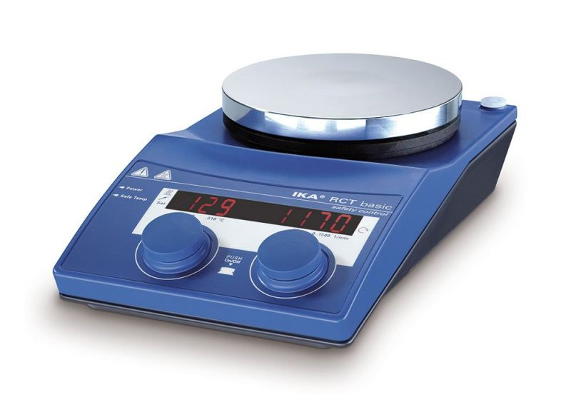 RCT basic IKAMAG® safety control IKA Magnetic Stirrer Magnetic Stirrer Selangor, Malaysia, Kuala Lumpur (KL), Puchong Supplier, Suppliers, Supply, Supplies   Lab Sciences Engineering Sdn Bhd
