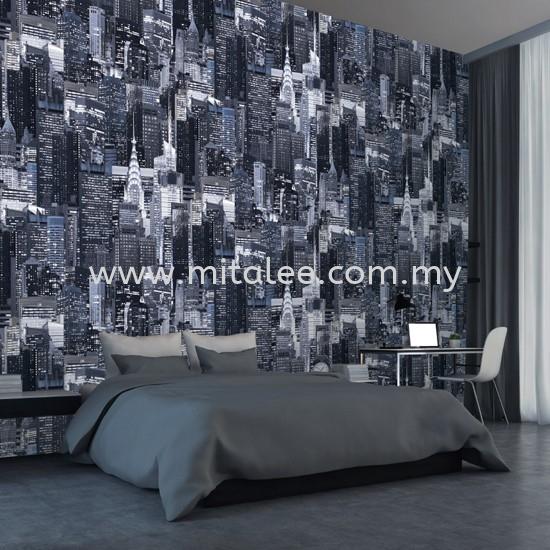 40094-3 ASSEMBLE 2 Wallpaper (Korea) Johor Bahru JB Malaysia Kuala Lumpur KL Supplier, Supply | Mitalee Carpet & Furnishing Sdn Bhd