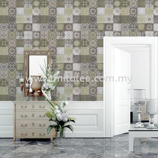 45007-5 ASSEMBLE 2 Wallpaper (Korea) Johor Bahru (JB), Malaysia, Kuala Lumpur (KL), Selangor, Melaka Supplier, Supply | Mitalee Carpet & Furnishing Sdn Bhd