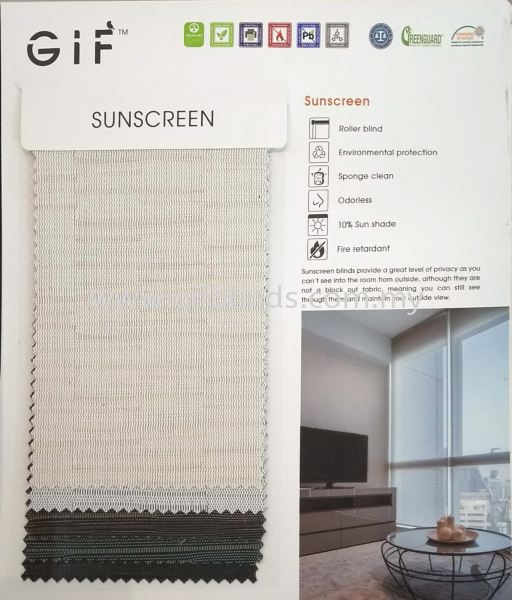 Roller Blinds New 其他   Supplier, Suppliers, Supplies, Supply   GIF Blinds (M) Sdn Bhd
