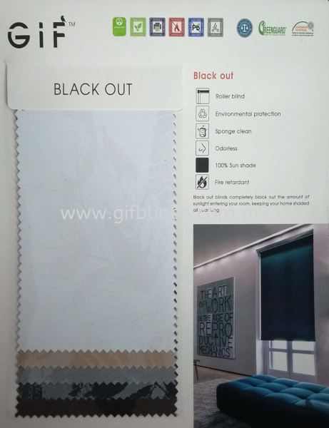 Roller Blinds New 其他   Supplier, Suppliers, Supplies, Supply | GIF Blinds (M) Sdn Bhd
